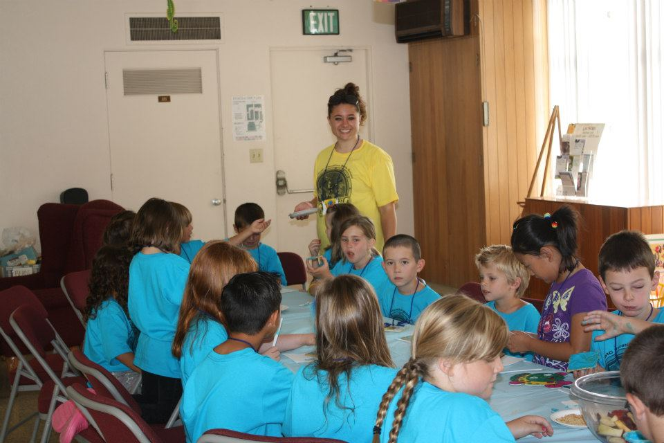 2012 Vacation Bible School