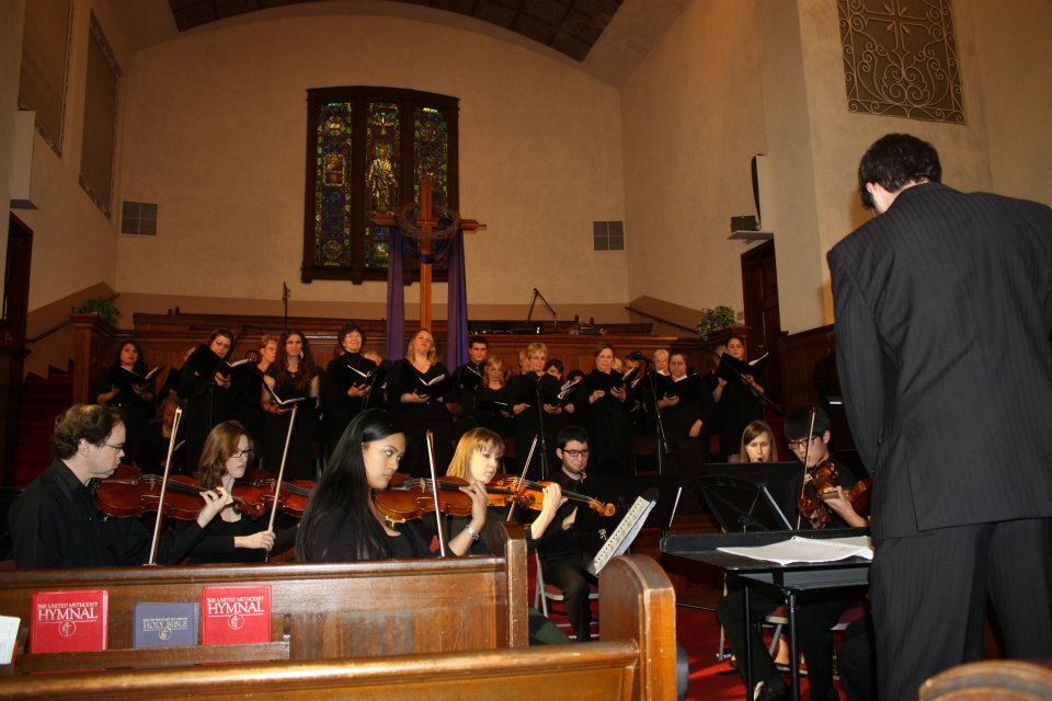 2012 FFUMC Choral Concert
