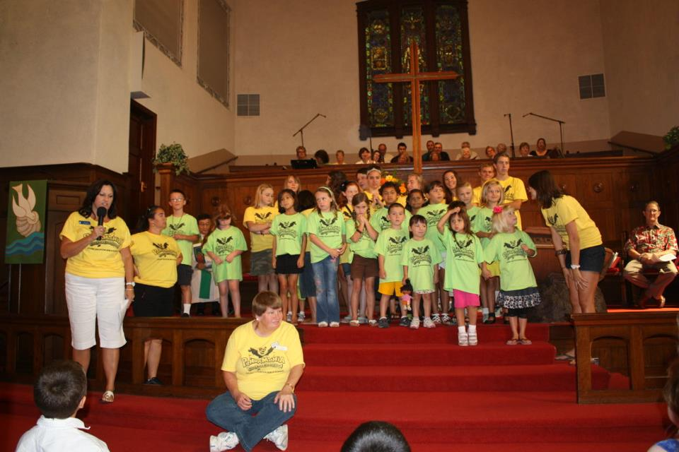 2011 Vacation Bible School